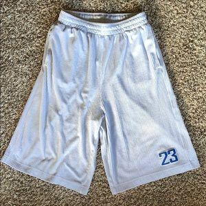 Air Jordan Jumpman 23 Corduroy Casual Shorts